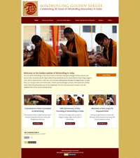 Visit the Mindrolling Jubilee web site
