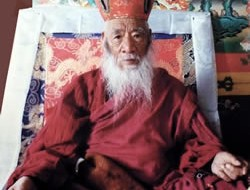 Kyabje Chatral Rinpoche