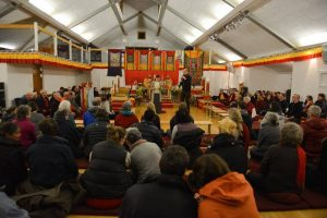Day 2 | Mindrolling Mahasangha 2016 | Oberlethe, Germany