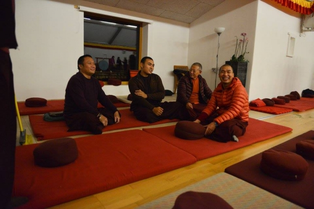 Day 3 - Mindrolling Mahasangha 2016 | Oberlethe, Germany
