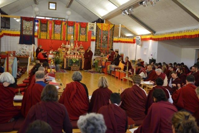 Day 4 - Mindrolling Mahasangha 2016 | Oberlethe, Germany