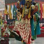 Ritual dance during the Thugje Chenpo