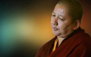 HE Mindrolling Jetsun Khandro Rinpoche