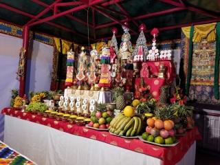 Shrine of the Minling Dorsem