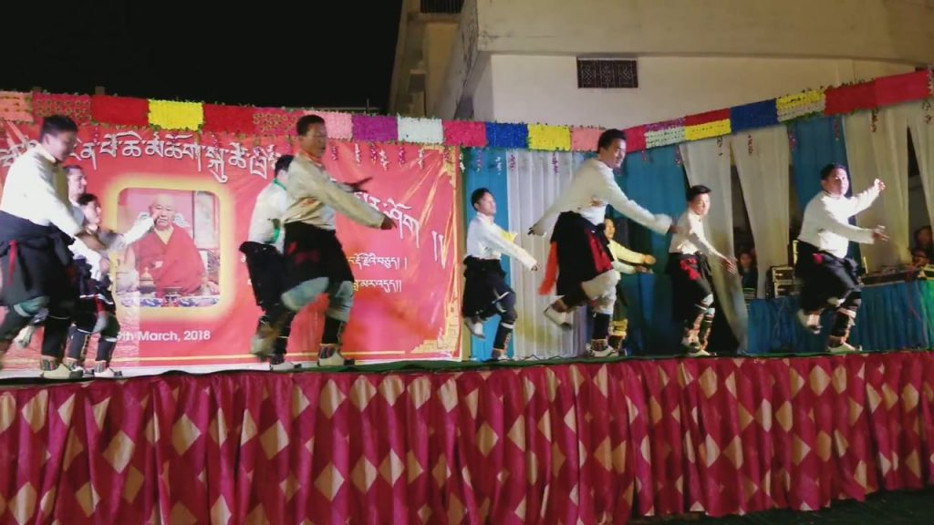 Traditional Tibetan Dance