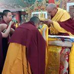 Tenzhug for HE Khocchen Rinpoche