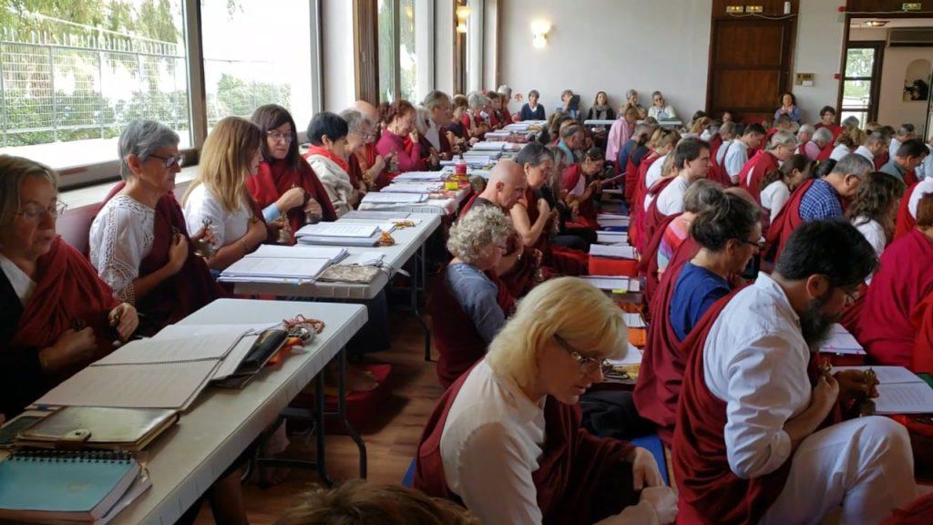 Minling Dorsem Drubchö -5 | Mahasangha 2018 | Athens