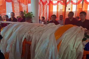 Kuphung of Lodi Gyari Rinpoche