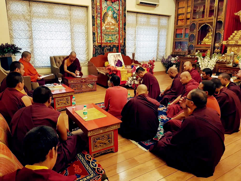 News From Mindrolling Monastery, June 2019