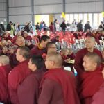 Founders Day 2020 at Mindrolling Monastery