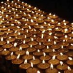 Butterlamps for Wildfire Victims
